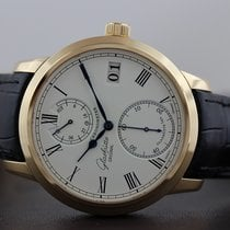 Glashütte Original Senator Chronometer Rose gold 42mm White United States of America, New Jersey, Englewood