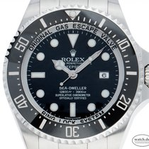 Rolex Sea-Dweller Deepsea 116660 2009 gebraucht