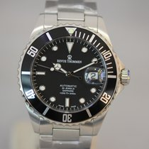Revue Thommen Steel 42mm Automatic 17571.2137 new