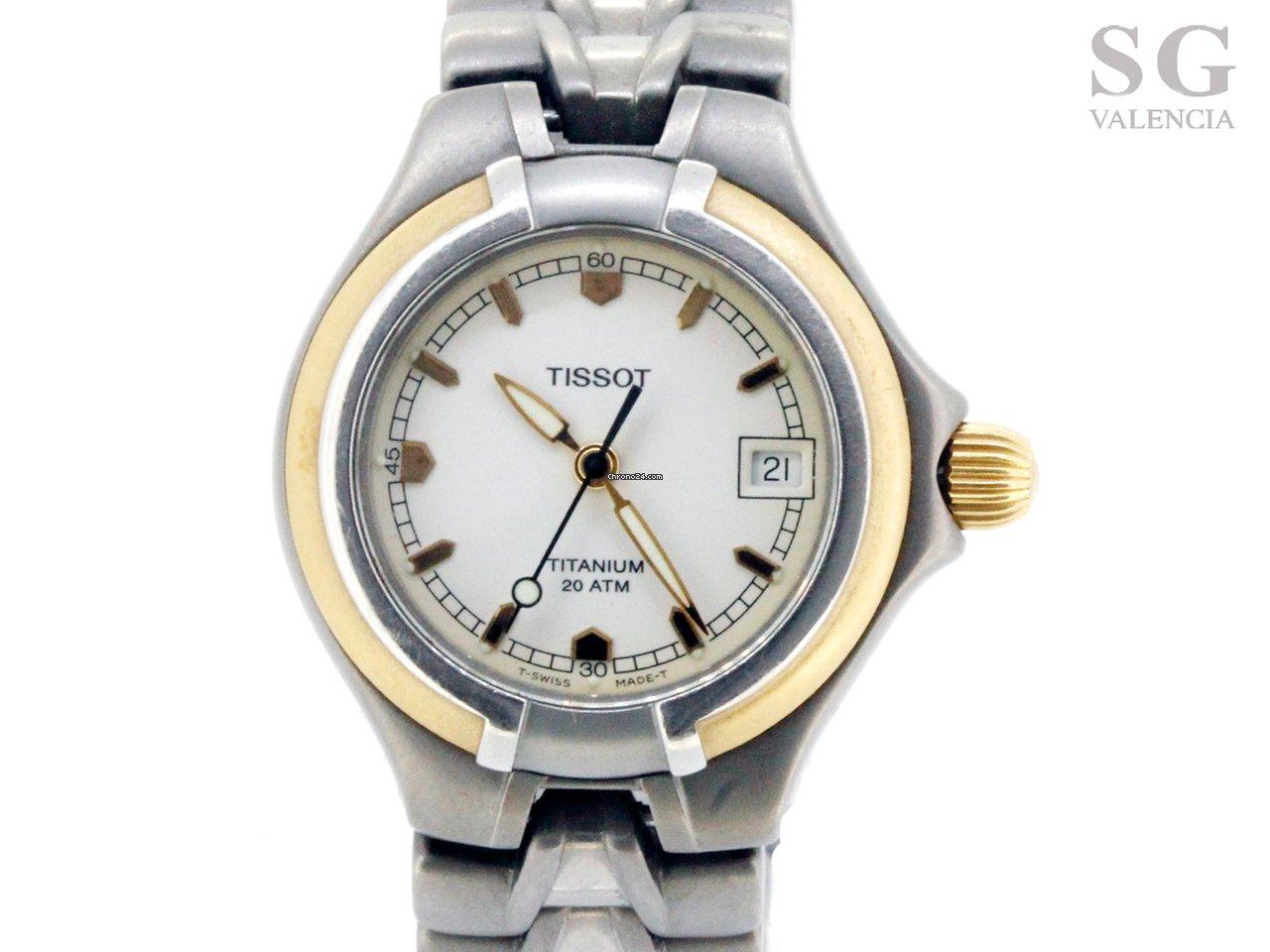 c01587f18465 Relojes Tissot de segunda mano - Compare el precio de los relojes Tissot