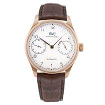 IWC IW500701 Or rose Portuguese Automatic 42.3mm nouveau