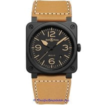 Bell & Ross BR 03-92 Ceramic Ceramica 42mm Negru Arabic