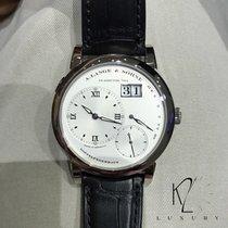 A. Lange & Söhne Lange 1 White gold 39mm Silver Roman numerals