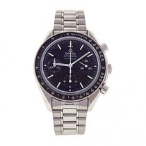 Omega Speedmaster S.S. Black Dial Automatic Chronograph...