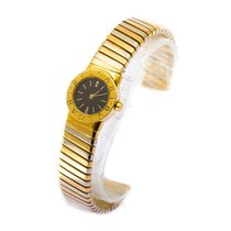 Bulgari Turbogas 35 gold / white gold - womens watch - 2000...