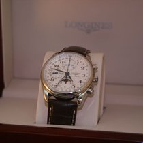 Longines Master Collection Chronograph Calendar Moonphase 2017