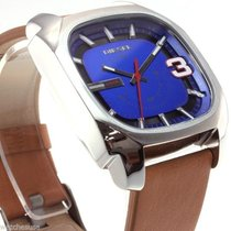 Diesel Men's Blue Dial Analog Quartz Watch DZ1653
