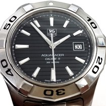TAG Heuer Aquaracer 300M Calibre 5  41 mm - Box and Papers
