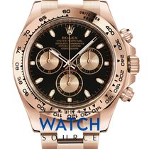 Rolex new Automatic 40mm Rose gold