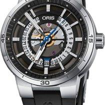 Oris TT1 Acier 42mm Transparent