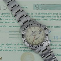 Rolex Explorer II Cream Rail Dial
