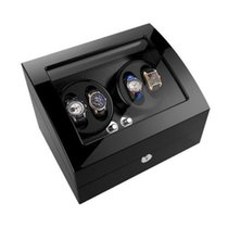 Luxury Watches USA 4+6 Watch Winder Automatic Watches Case...