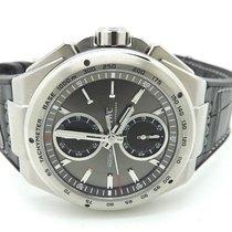 IWC Ingenieur Chronograph Racer Steel 45mm Silver United States of America, California, Tustin