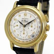 Zenith Chronomaster El Primero - 18K gold  case