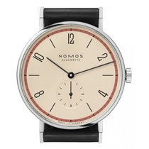 NOMOS Tangente 38 Red Bahaus Limited Edition