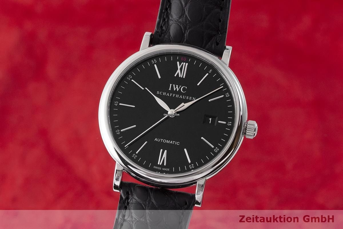 754f7f50ffc IWC Portofino Automatic - Todos os preços de relógios IWC Portofino  Automatic na Chrono24