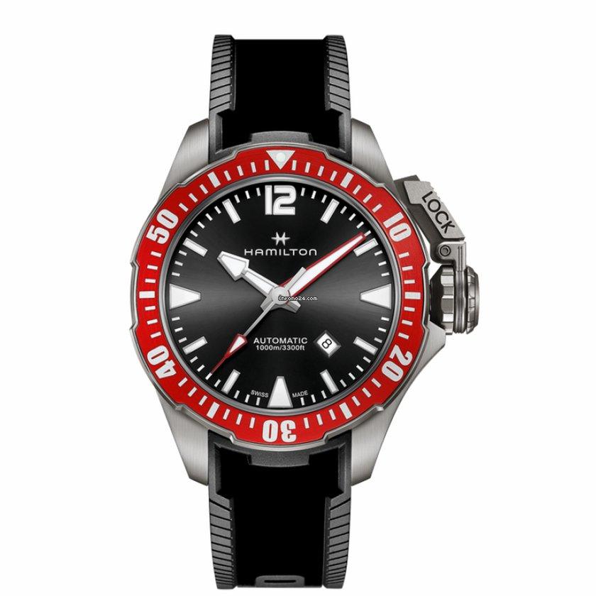a7174d6bbeb Hamilton Khaki - Todos os preços de relógios Hamilton Khaki na Chrono24