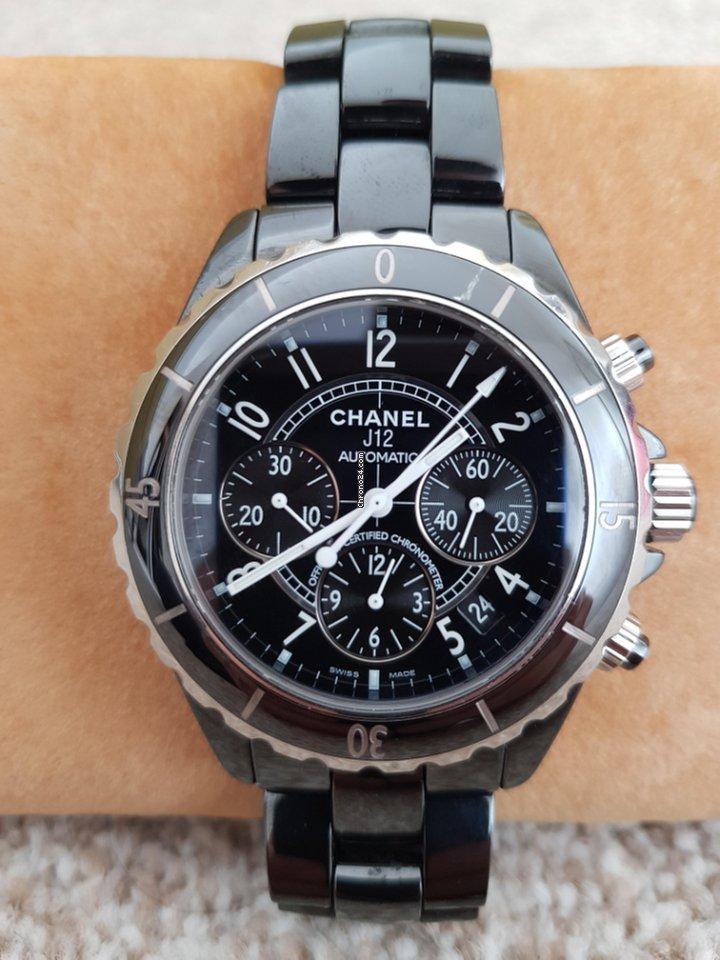 409d63af5f5b Pre-owned Chanel J12