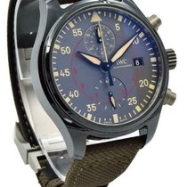 IWC Pilot Chronograph Top Gun Miramar Ceramic 44mm Black United States of America, Indiana, Carmel