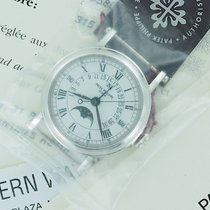 Patek Philippe Perpetual Calendar Platinum 36mm White United States of America, California, Westlake Village
