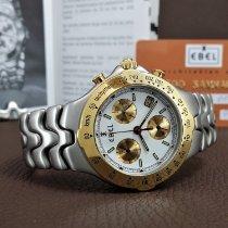 Ebel Altın/Çelik 40mm Quartz E6251641 ikinci el