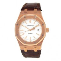 Audemars Piguet Rose gold 39mm Automatic 15300OR.OO.D088CR.02 pre-owned United States of America, New York, New York