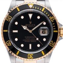 Rolex Submariner Date 16613T 2006 подержанные