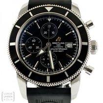 Breitling Superocean Héritage Chronograph Stahl 46mm Schwarz Deutschland, Weißenbrunn