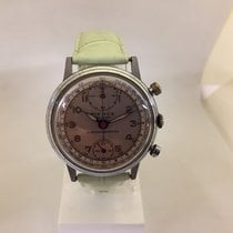 Pierre Balmain Staal 38mm Handopwind 21913 tweedehands