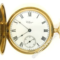 Waltham Yellow gold 49.5mm Manual winding 625 pre-owned United States of America, New Jersey, Montclair