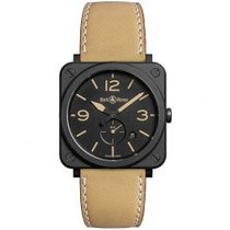 Bell & Ross BRS-HERI-CEM BR S 39mm new United States of America, Pennsylvania, Holland