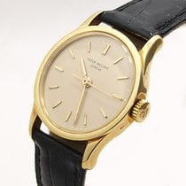 Patek Philippe Calatrava Yellow gold 31.5mm