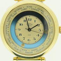 Christiaan v.d. Klaauw Złoto różowe Automatyczny używany