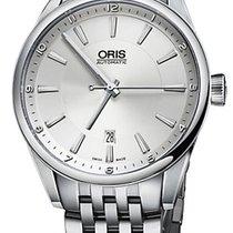 Oris Artix Date Steel Silver United States of America, New York, Brooklyn