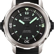 IWC Aquatimer Automatic 2000 Titanium 46mm Black United States of America, New York, Airmont