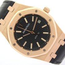 Audemars Piguet AP ROYAL OAK AUTOMATIC 18K ROSE GOLD