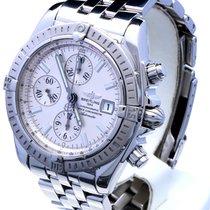 百年靈 (Breitling) Chronomat Evolution Chronograph Pilot Steel 44...