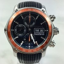 Ebel 1911 Discovery Chronograph Orange Box / Papiere