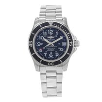 Breitling Super Ocean II 36 A17312C9/BD91-179A Stainless Steel...