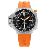 Omega 224.32.55.21.01.002 Seamaster PloProf Men's Watch 17695)
