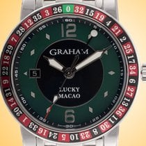 Graham Silverstone Time Zone Casino Lucky Macao