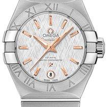 Omega Constellation Ladies Steel