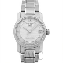 Tissot Titanium Automatic T087.207.44.116.00 new