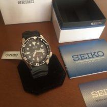 Seiko SKX007K1 Stål Prospex (Submodel) 42mm