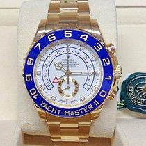 Rolex Yacht-Master II Yellow gold 44mm White No numerals United Kingdom, Wilmslow