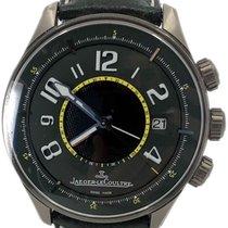 Jaeger-LeCoultre AMVOX Titanium 44mm Green Arabic numerals