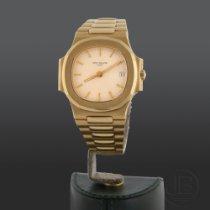 Patek Philippe 3800/001 Or jaune Nautilus 37mm
