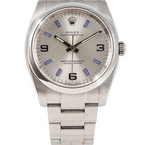 Rolex Oyster Perpetual 34 Steel 34mm Arabic numerals South Africa, Johannesburg