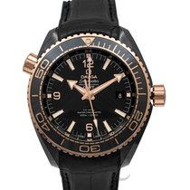 Omega Seamaster Planet Ocean Keramik 45.5mm Schwarz
