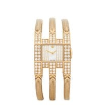 Van Cleef & Arpels Yellow gold 24mm Quartz pre-owned